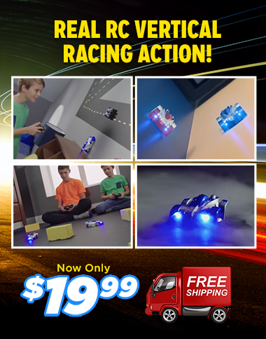 Order Radical Racers Now!
