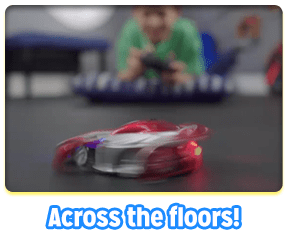 Across the floors!